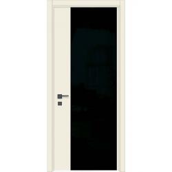 Фото  WakeWood Межкомнатная дверь Unica 02 RAL 9016