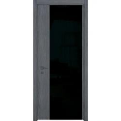 Фото  WakeWood Межкомнатная дверь Unica 02 дуб серый