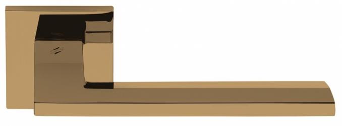 Фото Производитель Ручки COLOMBO (Италия) Дверные ручки модели Electra полированный винтаж