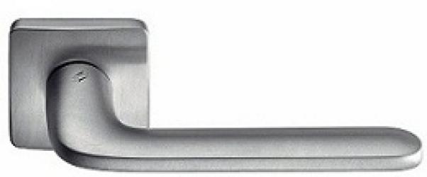 Фото Производитель Ручки COLOMBO (Италия) Дверные ручки модели RoboquattroS матовый хром