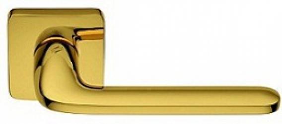 Фото Производитель Ручки COLOMBO (Италия) Дверные ручки модели RoboquattroS полированное золото