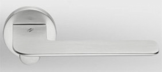 Фото Производитель Ручки COLOMBO (Италия) Дверные ручки модели Slim матовый хром