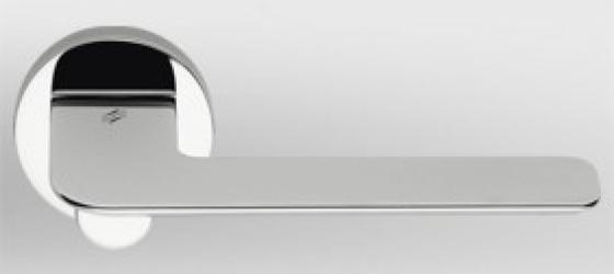 Фото Производитель Ручки COLOMBO (Италия) Дверные ручки модели Slim полированный хром