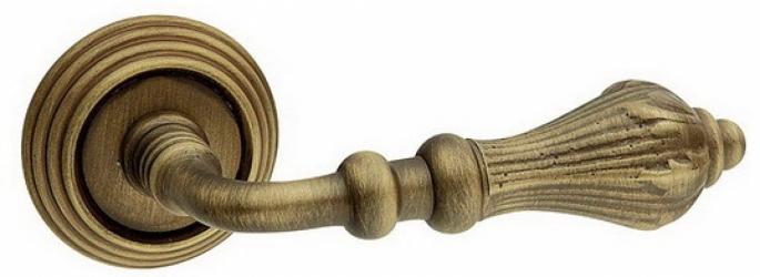 Фото  FIMET (Италия) Дверная ручка Nina 269 матовая бронза
