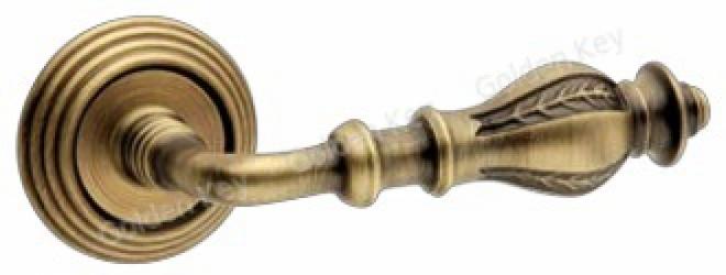 Фото Производитель Ручки FIMET (Италия) Дверная ручка Vittoria 269 матовая бронза