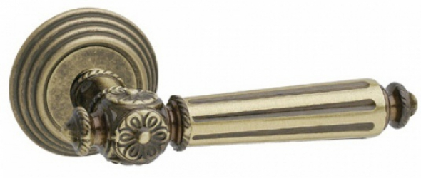 Фото Производитель Ручки FIMET (Италия) Дверная ручка Wien 269 матовая бронза