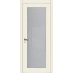 Фото Производитель Двери WakeWood (Вейквуд) Межкомнатная дверь Glass cleare 01 RAL 9001