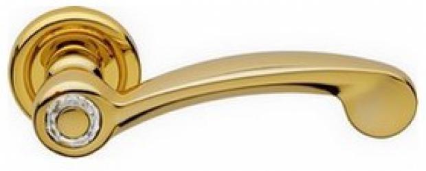 Фото Производитель Ручки LINEA CALI (Италия) Ручки Cosmic полированное золото