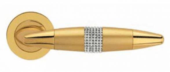 Фото Производитель Ручки LINEA CALI (Италия) Ручки Havana mesh матовое золото/полированное золото