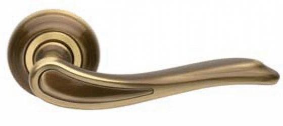 Фото Производитель Ручки MANDELLI (Италия) Ручка дверная Cloe бронза