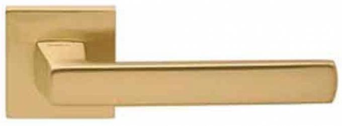 Фото Производитель Ручки MANDELLI (Италия) Ручка дверная Fan матовое золото