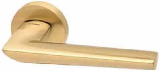 Фото Производитель Ручки MANDELLI (Италия) Ручка дверная Isi матовое золото
