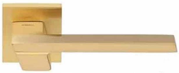 Фото  MANDELLI (Италия) Ручка дверная Jet матовое золото