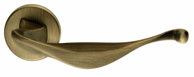 Фото Производитель Ручки MARTINELLI (Италия) Ручка дверная Ardea матовая бронза