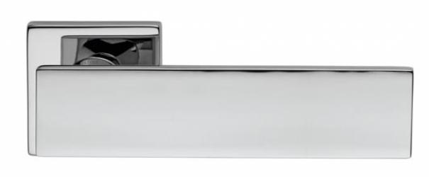 Фото Производитель Ручки MARTINELLI (Италия) Ручка дверная Arete/L 02 полированный хром