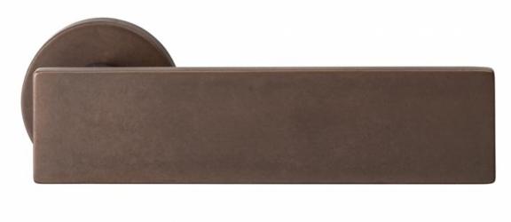 Фото Производитель Ручки MARTINELLI (Италия) Ручка дверная Arete/L античная бронза