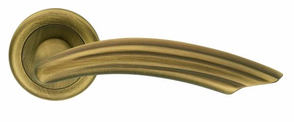 Фото Производитель Ручки MARTINELLI (Италия) Ручка дверная Beverly матовая бронза