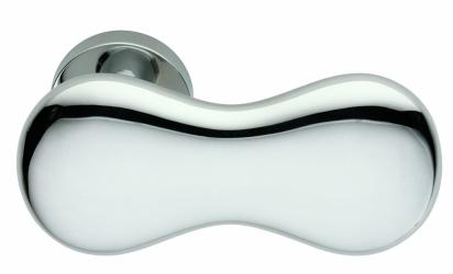 Фото Производитель Ручки MARTINELLI (Италия) Ручка дверная Blip полированный хром