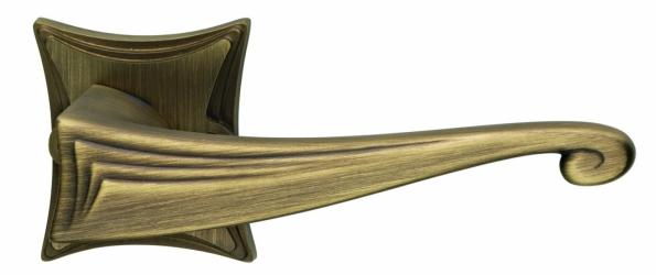 Фото Производитель Ручки MARTINELLI (Италия) Ручка дверная Cassia матовая бронза