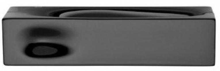 Фото Производитель Ручки MARTINELLI (Италия) Ручка дверная Intake-Z черный