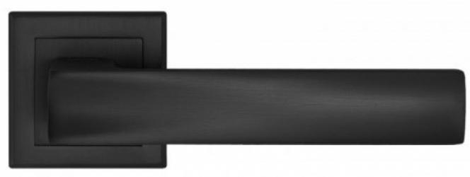 Фото Производитель Ручки MVM (Китай) Дверные ручки модели Linde A-2010 черный
