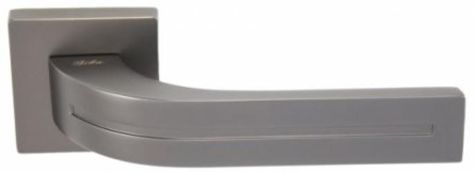 Фото Производитель Ручки SIBA (Турция) Ручки для дверей модели Kometa графит