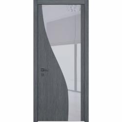 Фото  WakeWood Межкомнатная дверь Soft cleare 12 дуб серый