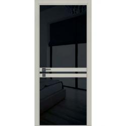 Фото  WakeWood Межкомнатная дверь Solo VIP 02 RAL 7044