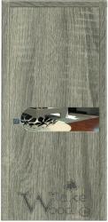 Фото Производитель Двери WakeWood Forte (Вейквуд Форте) Межкомнатная дверь Forte 01 дуб сантана