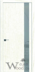 Фото  Вейквуд Форте Межкомнатная дверь Forte Cleare 05 ясень белый антик