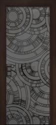 Фото Производитель Двери WakeWood (Вейквуд) Межкомнатная дверь Bogemia 01 венге