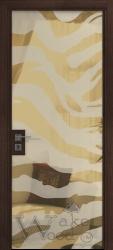 Фото Производитель Двери WakeWood (Вейквуд) Межкомнатная дверь Bogemia 03 венге