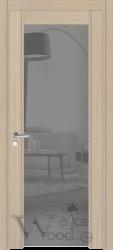 Фото Производитель Двери WakeWood (Вейквуд) Межкомнатная дверь Glass plus 04 клен европейский